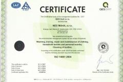certifikát_NES Mělník s.r.o._14001_AJ