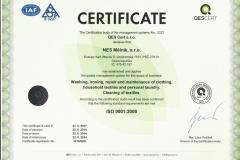 certifikát_NES Mělník s.r.o._9001_AJ